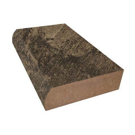 bullnose edge laminate countertop trim himalayan slate