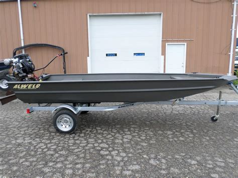 alweld boat with mud motor mud motor boats for sale