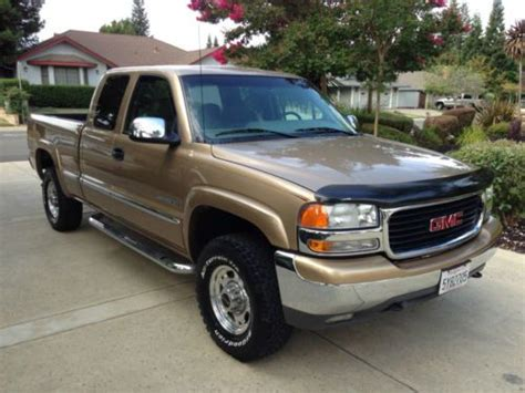2000 gmc 2500 extended cab 4x4 find used 2000 gmc 2500 slt extended cab 3