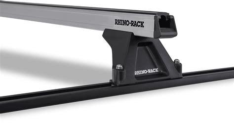 Profile Design Bar Karbon Wrap Silver heavy duty rltf roof rack rhino rack