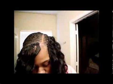 Jennie Mae Braidless Sew Inn In Decatur Ga | what is the jennie mae weave rachael edwards