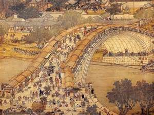 Look at daily life in ancient china china culture