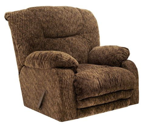 X Rocker Recliner by Catnapper Maris Oversized Rocker Recliner X Tra Comfort
