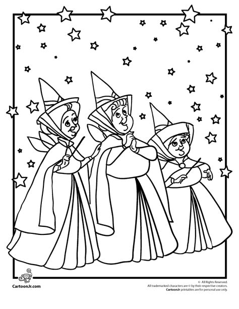 sleeping beauty printable coloring pages 3 disney sleeping beauty printables coloring home
