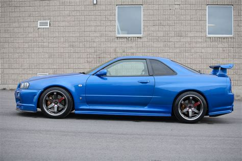 nissan gtr skyline 1999 1999 nissan skyline gtr r34 700hp rightdrive usa