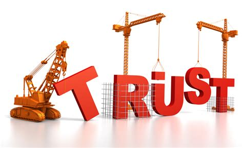 Building The Best Bussines Way top five ways to build trust with your customers