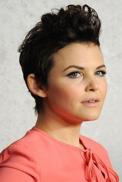 short hair styles cut round the ear 12 fashionable pixie cuts for round faces hairstylesout