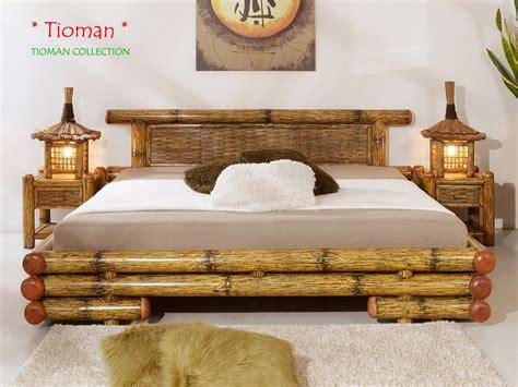 schlafzimmer bambus bambus lounge