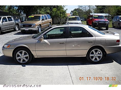 1998 Toyota Camry Xle 1998 Toyota Camry Xle V6 In Beige Metallic