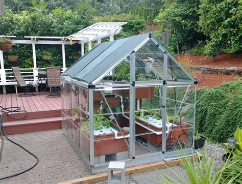 Aquaponics Backyard by Backyard Greenhouse Aquaponics 187 Backyard And Yard Design