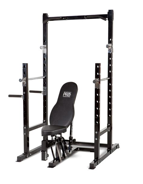 marcy platinum weight bench amazon com impex marcy platinum power rack and bench pm