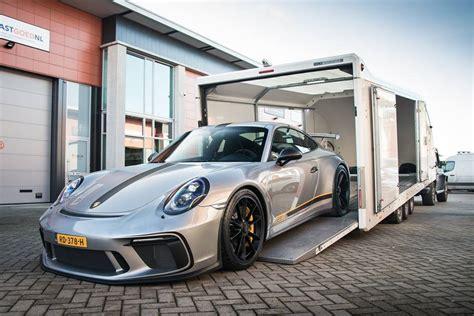 Porsche Aufkleber Gt3 by Silver 2018 Porsche 911 Gt3 Gets Wasp Sticker Package