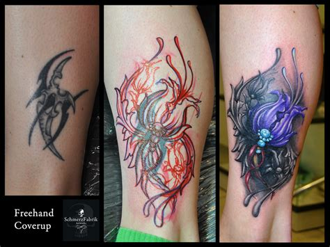 tribal design cover up tribal coverup by anderstattoo on deviantart
