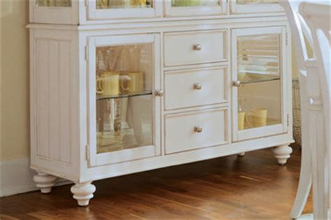 drew camden light collection camden light china buffet credenza base only by