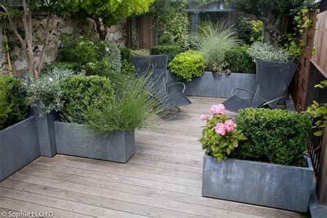 small terrace gardens raised beds and terrace