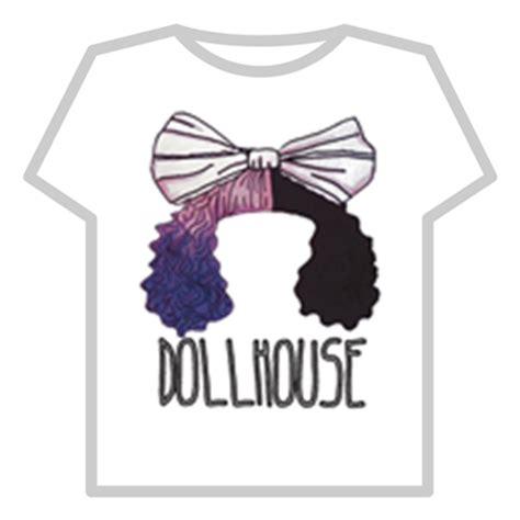 dollhouse t shirt melanie martinez dollhouse t shirt roblox