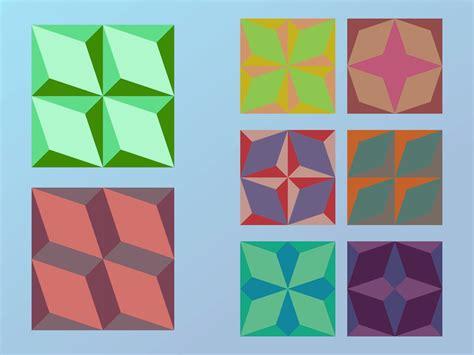 tile pattern svg retro tiles vector art graphics freevector com