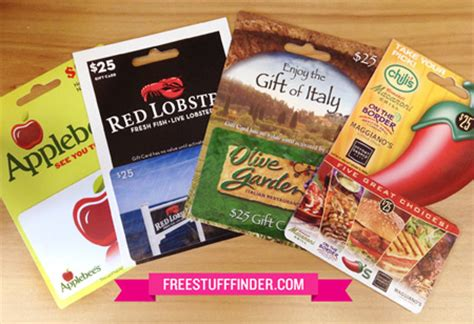 Where Can Olive Garden Gift Cards Be Used - red lobster e gift card papa johns in arlington va