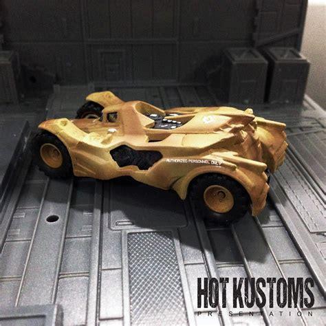 Wheels Car Lamborghini Batman Batmobile Fast Furious kustoms mini cars captured arkham batmobile a kustoms presentation