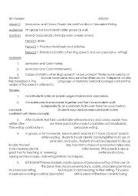 Semicolons Worksheet by Image Gallery Semicolon Activities