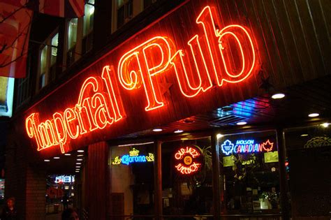 the top 10 student bars in toronto