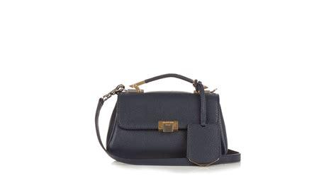 Balenciaga Nano In Black balenciaga le dix soft nano leather cross bag in black lyst