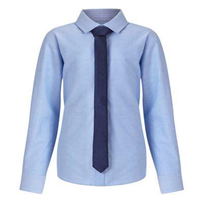 light blue shirt with tie shirts ties debenhams