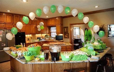 home party decorations 40 graduation party ideas grad decorations party