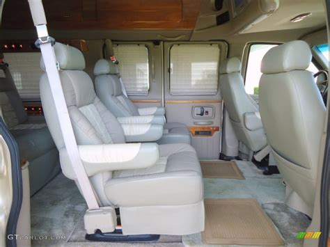 chevy express seats 2005 chevrolet express 1500 passenger conversion rear