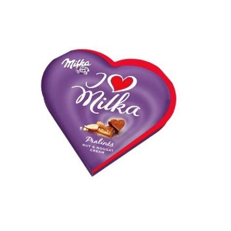 milka i love milka nut nougat cream 38 5g