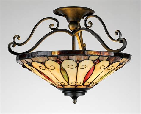 Stained Glass Light Fixtures Stained Glass Ls Pinterest Stained Glass Light Fixture