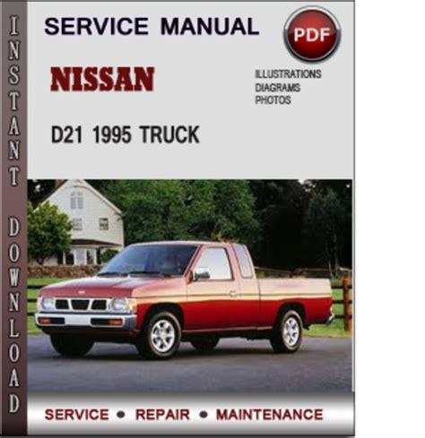 Nissan D21 1995 Truck Factory Service Repair Manual Pdf