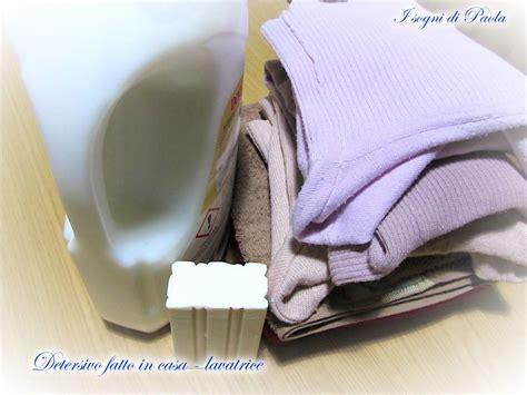 sapone lavatrice fatto in casa detersivo fatto in casa lavatrice i sogni di