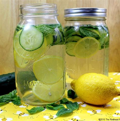 Detox Recipes For Bloating by Detox Water Recipe For Bloating