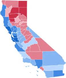 california election results map united states presidential election in california 2012