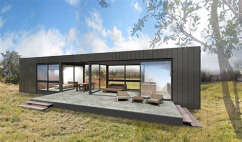 Contemporary Ranch Homes by Container Maison Containerderniervoyage