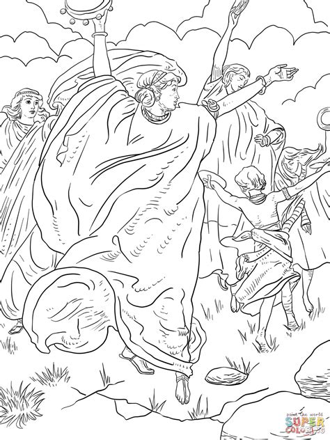 coloring pages of baby moses and miriam miriam dancing coloring page free printable coloring pages