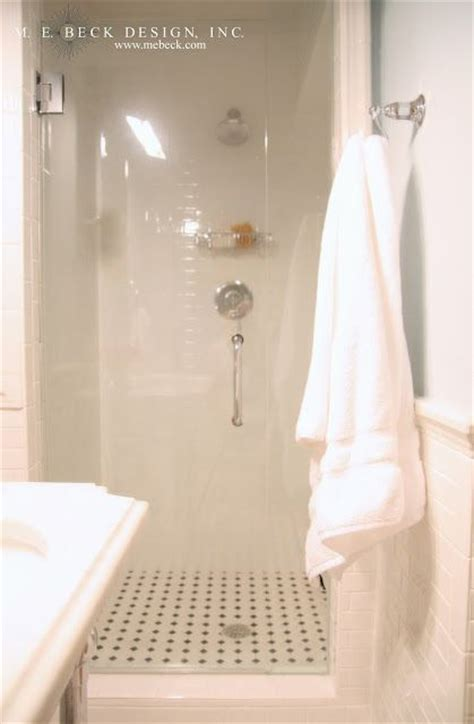 shower stall exle small bath ideas pinterest this small shower stall live beautifully a tiny bath