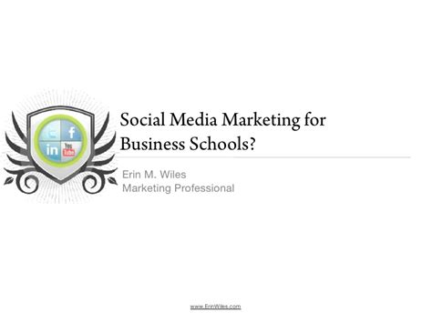 Suny Albany Mba Gmat Scores by Social Media Marketing For Business Schools