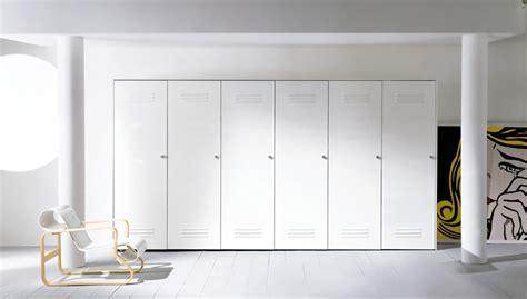armadi garage armadio componibile in acciaio citybox by emmebi design