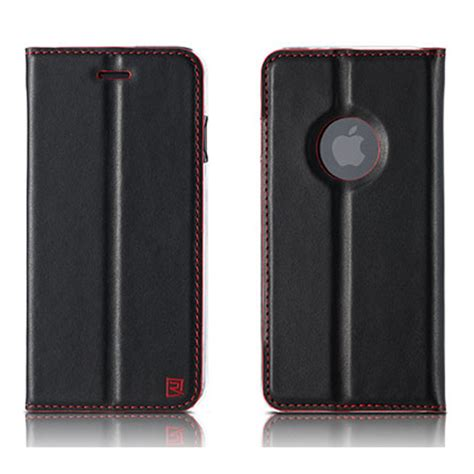 remax foldy series leather for iphone 7 8 plus
