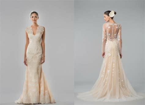 Brautmode 2016 Spitze by Hochzeitskleider