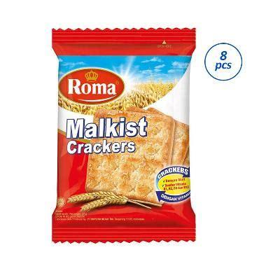 Roma Malkist Crackers 1 Pcs roma biskuit roma jual produk terbaru terlengkap