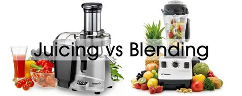 Juicing Vs Blending For Detox by Misconceptions Of Juicing And Blending Explained Oh