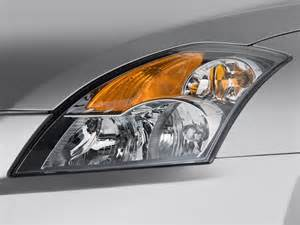 2008 Nissan Altima Headlight Image 2008 Nissan Altima 4 Door Sedan I4 Cvt S Headlight