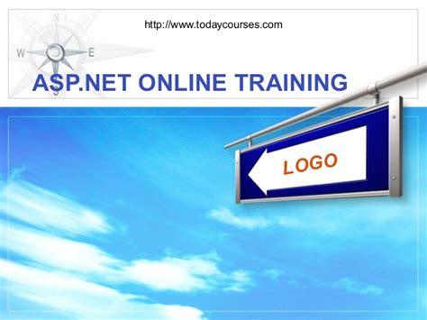 online tutorial asp net asp net training asp net course asp net training