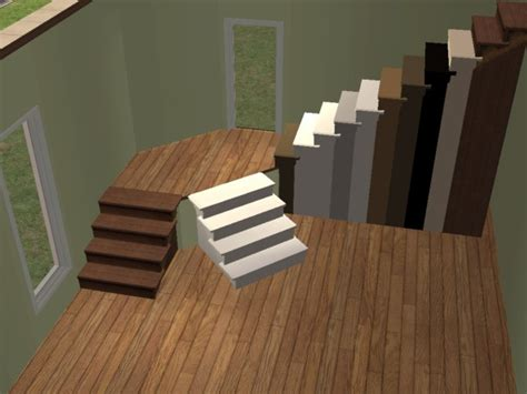 Home Stairs Decoration Mod The Sims