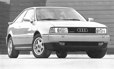 security system 1990 audi 100 engine control 1990 audi coupe quattro