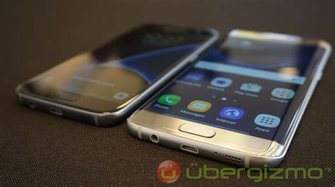 samsung galaxy  review ubergizmo