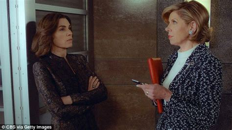 the good wife hairstyle the good wife spinoff starring christine baranski and cush